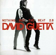 Nothing But The Beat 2.0 - David Guetta (2012, CD NIEUW)