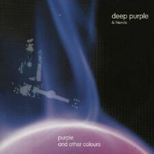 DEEP PURPLE & FRIENDS - Purple And Other Colours  (2-CD)
