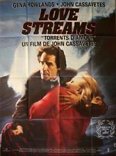 LOVE STREAMS Affiche Cinéma / Movie Poster 160x120 JOHN CASSAVETES