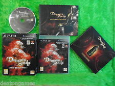 ps3 DEMONS SOULS Black Phantom Edition A Strategic RPG Game Playstation 3 PAL UK