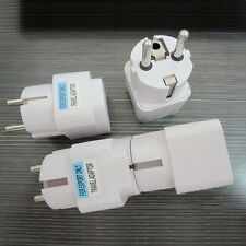 US UK AU To EU Travel Charger Power Adapter Converter Wall Home Plug Hot Sale