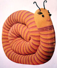 KNITTED SNAIL 8ply - Knitting Patterns Toy / Doll - # 11