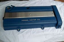 Honda Acura B18B B20 Integra LS Spark Plug Cover Insert CRV DC2 Bare Aluminum