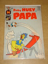 BABY HUEY AND PAPA #3 VG+ (4.5) HARVEY COMICS SEPTEMBER 1962