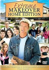 Extreme Makeover Home Edition: Season One  DVD Ty Pennington, Paul DiMeo, Michae