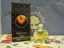 """Vintage Lancome 'Magie Noire""""  Mini Eau de Toilette~~New in Box~Glass bottle"""