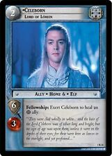 LoTR TCG FoTR Fellowship Of The Ring Celeborn, Lord Of Lorien 1R34