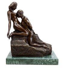 Moderne Bronze Figur - Idole éternelle (1898) - Ewiges Idol - nach Auguste Rodin