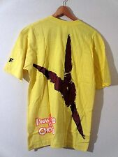 Final Fantasy T-shirt Chocobo Japan Coca Cola Promo Prize Limited