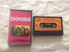 Doors – L.A. Woman - Musicassetta