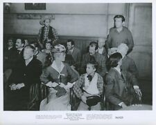 RICHARD EGAN DOROTHY MALONE TENSION AT TABLE ROCK 1956 VINTAGE PHOTO ORIGINAL #1