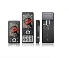 Sony Ericsson Walkman W995i black (Unlocked) wifi GPS Cellular Phone 8.0MP