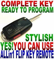 EURO FLIP KEY REMOTE FOR TOYOTA MR2 SPYDER BAB237131-056 D1EAR KEYLESS ENTRY FOB