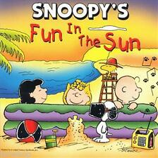 Snoopy's Classiks On Toys Rare new Cd Album Peanuts Fun in the sun Free Shipping