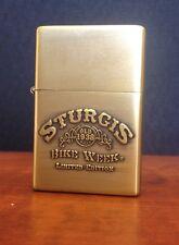 Sturgis Bike Week Limited Edition Lighter - Old 1938, Vintage, Camel, never used