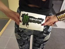 15cm Monster Energy Drink Decal Sticker ATV/Truck/Motorcycle