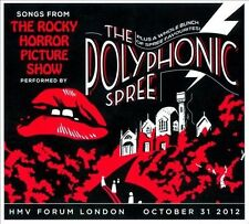 NEW Songs From The Rocky Horror Picture Show: Live In London... CD (CD)
