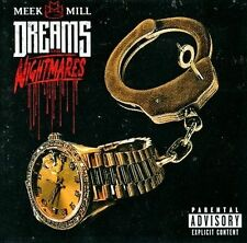 Dreams and Nightmares [PA] by Meek Mill (CD, Oct-2012, Warner Bros.)