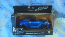 JADA 2017 1:32 FAST AND THE FURIOUS BRIAN'S NISSAN GT-R R35 BEN SOP NEW IN STOCK