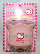Sanrio Japan Hello Kitty Car Accessory Air Conditioner Drink Holder Pink (B)