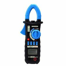 ACM04 6600 True RMS AC DC Digital Clamp Meter tester Inrush current light buzzRC