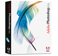 Adobe Photoshop CS2 MAC Vollversion deutsch inkl Mwst Retail BOX Fotobearbeitung
