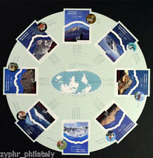 "Canada - ""MT. EVEREST ~ INTERNATIONAL YEAR OF MOUNTAINS"" Odd Shaped MNH MS 2002"