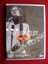 Jeff Buckley - Live in Chicago - Sony label DVD in Good as New Condition!!