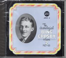 The Chronological Bing Crosby Volume 2 1927-28 CD