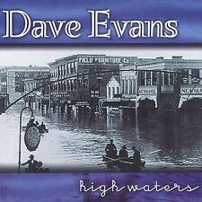 High Waters [Remaster] by Dave Evans (Banjo) (CD, Feb-2003, Rebel)