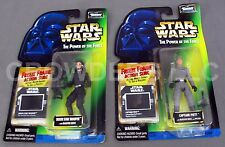 Star Wars PotF Freeze Frame Action Slide Captain Piett & Death Star Trooper NIP