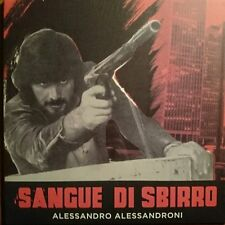 Alessandro Alessandroni ‎– Sangue Di OST LP Four Flies 2016 Ltd. Ed 500