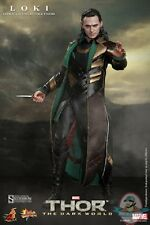 1/6 Scale Thor The Dark World Loki Figure by Hot Toys