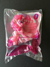 My Little Pony, SEALED Happy Meal Toy #1, Pinky Pie w/ color changing tail, 2016