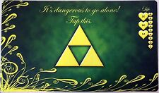 Nintendo NES ZELDA Playmat Magic MTG Yugioh Pokemon Force of Will Free Shipping!