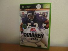 MADDEN 2005  GREAT CONDITION WITH MANUAL