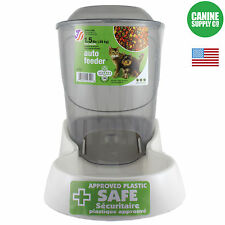 Van Ness 1.5 LB Auto Feeder For Dogs & Cats