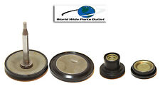 Ford AOD AODE 4R70W Piston Kit Reverse 3 Groove & Cover, 2-3 acc & 1-2 cover