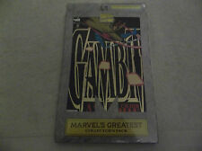Marvel's Greatest Collector's Pack Contains 4 Comics Gambit