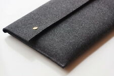 "New MacBook 12"" Retina Sleeve Case - BLACK BUTTONS"