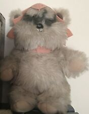 "STAR WARS KENNER PRINCESS KNEESA EWOK PLUSH TOY! VINTAGE 1983! 15"" ROTJ CLEAN!"