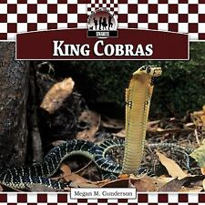 King Cobras (Snakes)-ExLibrary