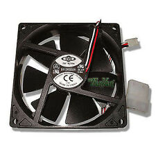92mm Case Fan with 4 pin + 3 Pin Tachometer Connectors! 51.8 CFM 2900 rpm