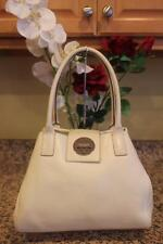 Kate spade Bexley Stevie  bone white  leather medium tote handbag purse (pu120