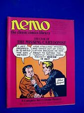 Nemo #19. Red Barry story. Girls of the Roaring Twenties.