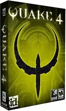 Quake 4 IV Mac New Sealed in Box Shooter