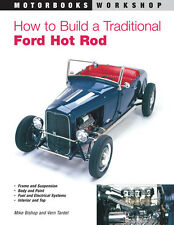 How to Build a Traditional Ford Hot Rod Book  by Vern Tardel~Flathead~BRAND NEW!