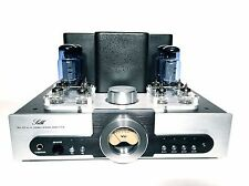 Silk Audio MS38SE 6CA7 Tube Integrated Amplifier (Factory upgraded Yaqin MC30L)