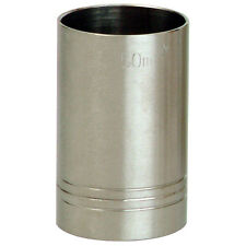 Stainless Steel Thimble Spirit Measure 50ml