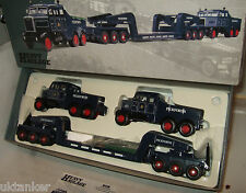 Corgi 17701 Scammell Costructor & 24 Wheel  Low Loader Set, Pickfords 1:50 Scale